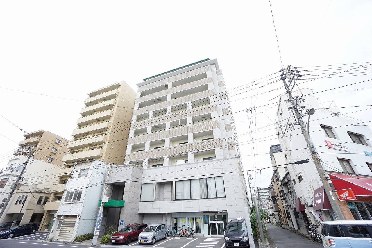 西大寺町貸店舗202 家賃24.75万円